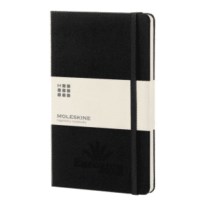 Moleskine Classic Large Hard Cover Notebook - Totally Branded