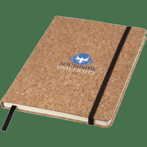 Napa A5 Cork Notebook Branded - Totally Branded