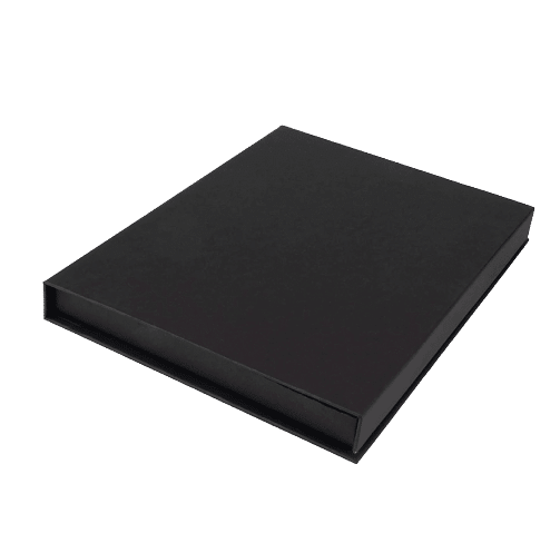 A5 Notebook Presentation Box Closed - Totally Branded