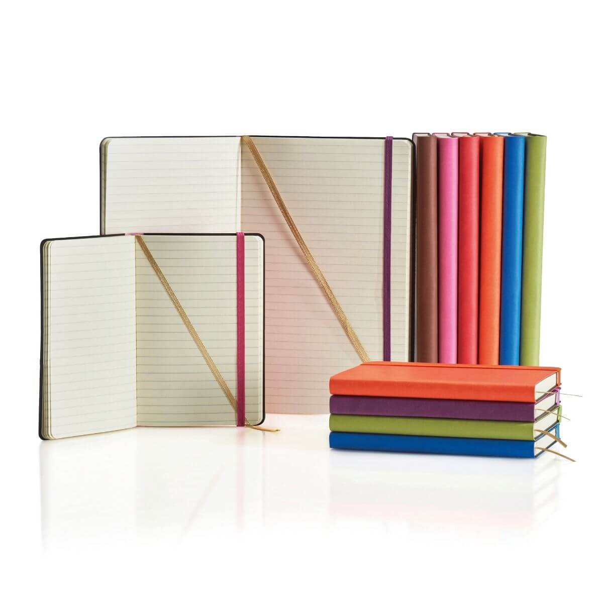 Branded Castelli Tucson Flexible Notebooks - Rapid Notes
