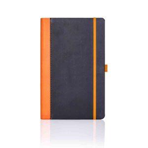 Branded Castelli Contrast Medium Notebook - Rapid Notes