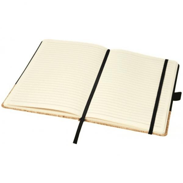 Cork Notebook Formation