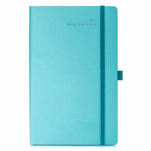 Ivory Matra Diary blue
