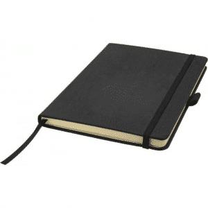 Wood Look A5 Notebook Black