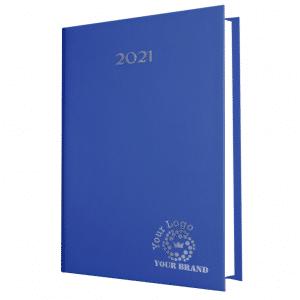 A4 Blue Diary