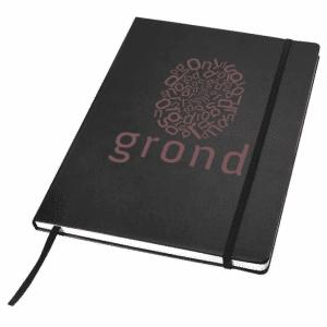 Branded Journal Black Finish