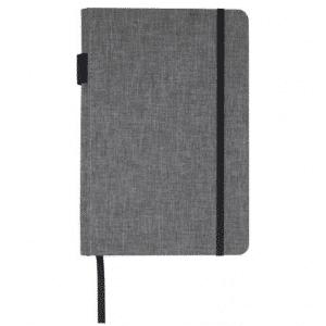 A5 RPET Fabric Notebook