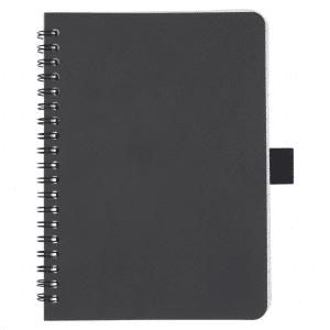 Branded Anti-Bacterial Notebook