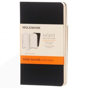 Branded Moleskine Volant Journal