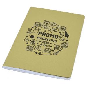 Crush Paper Cover Notebook